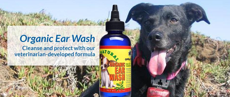 Organic Ear Wash